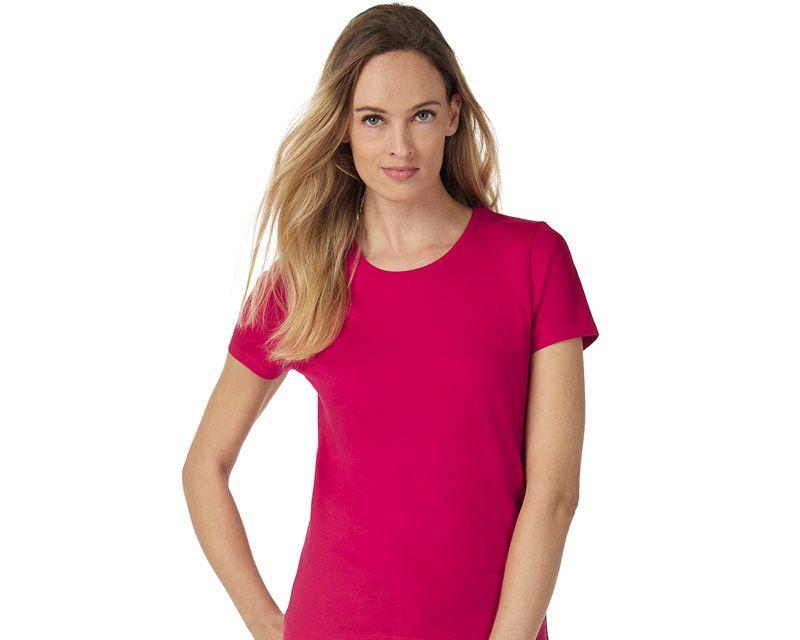 Camiseta Bc #e190 Women Blanca