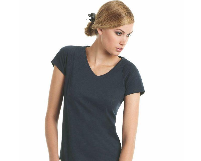 Camiseta Blondie Slub