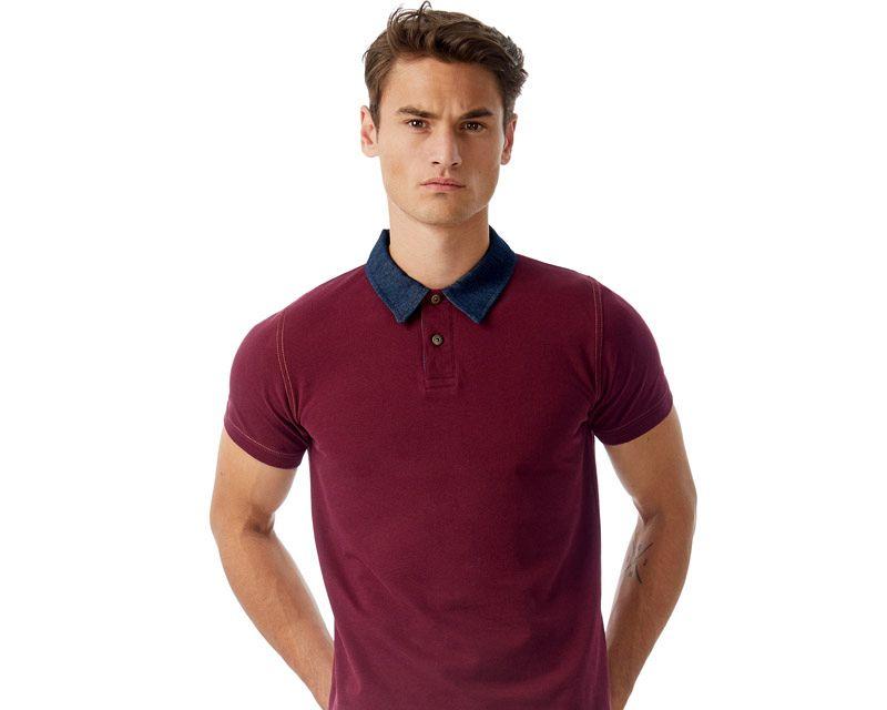 Forward 100%  Short Sleeved  Men Polo