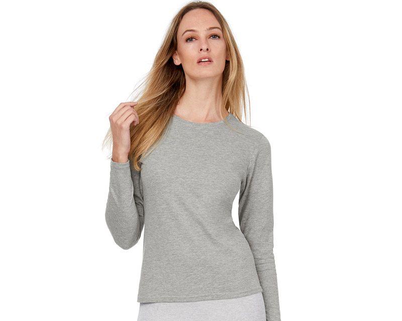 Camiseta Women Only M/Larga Mujer