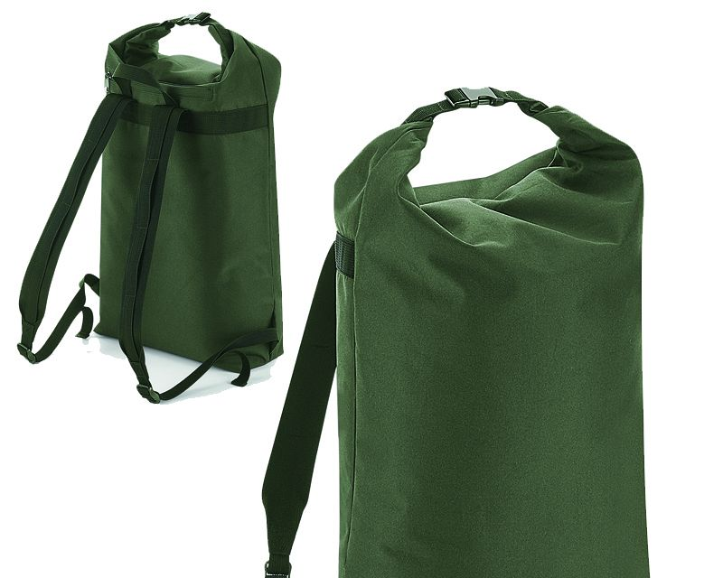 ícon Roll-top Backpack