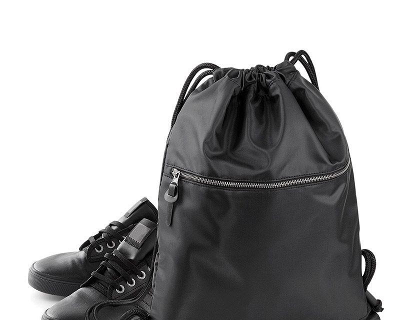 Onyx Drawstring Bagkpack