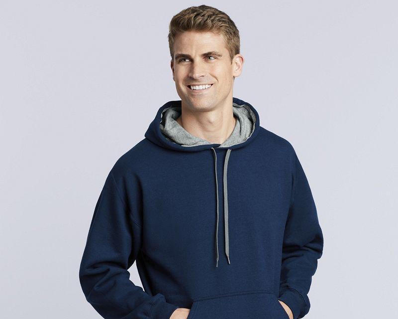 Contrasted Sweatshirt