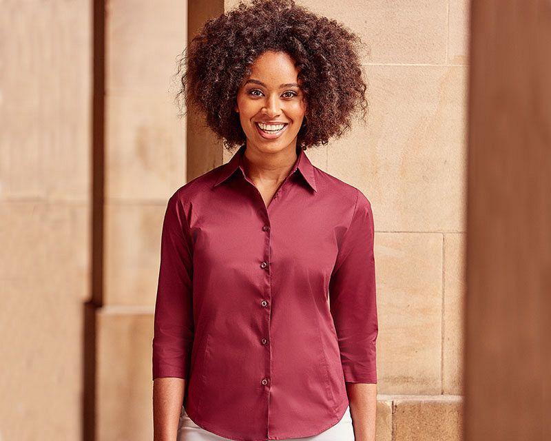 Camisa entallada para Mujer