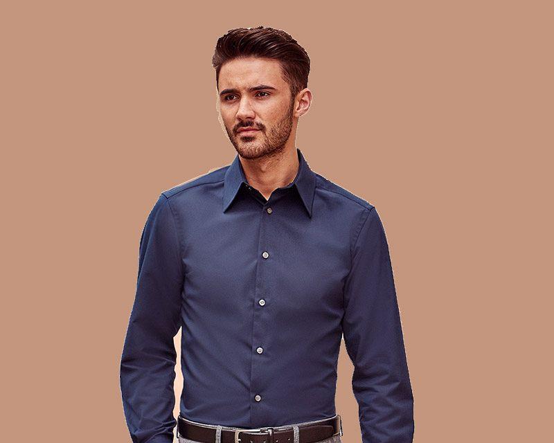 Camisa Tencel M/L