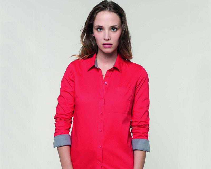 Camisa M/l Nevada Mujer