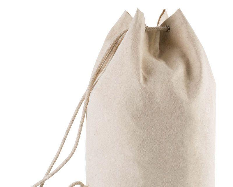 Bolso Marino con Cordon Natural