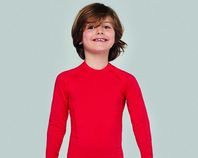 Camiseta M/L Segunda Piel Niño