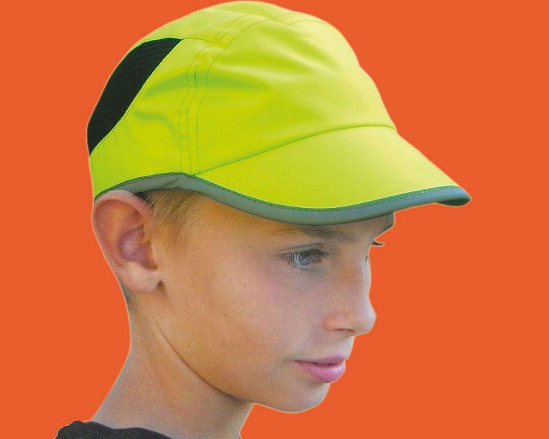 Gorra Security Fluor Kid