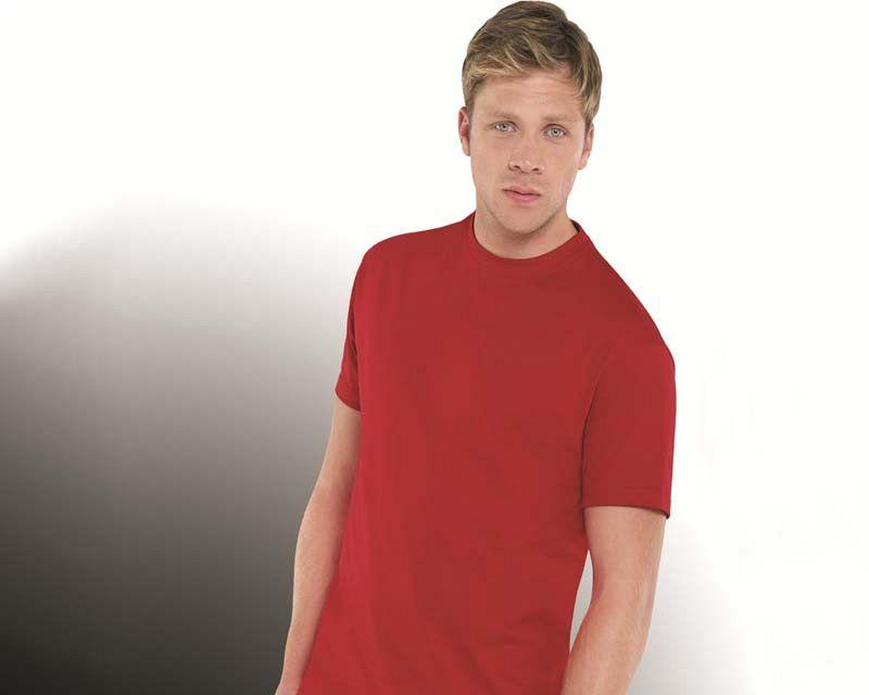 Camiseta Organica para Hombre Blanca