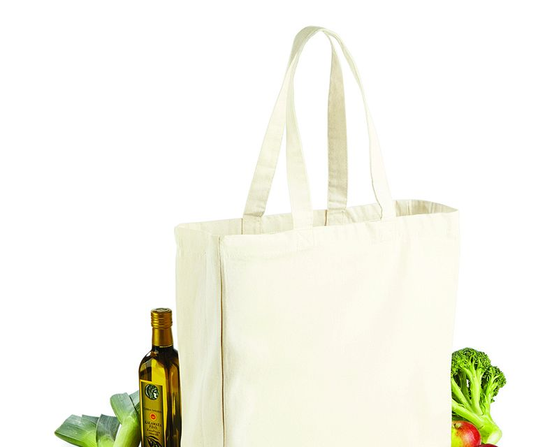 Canvas Classic Shopper Natural