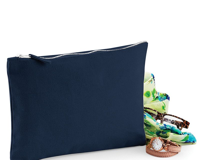 Canvas Accesory Pouch