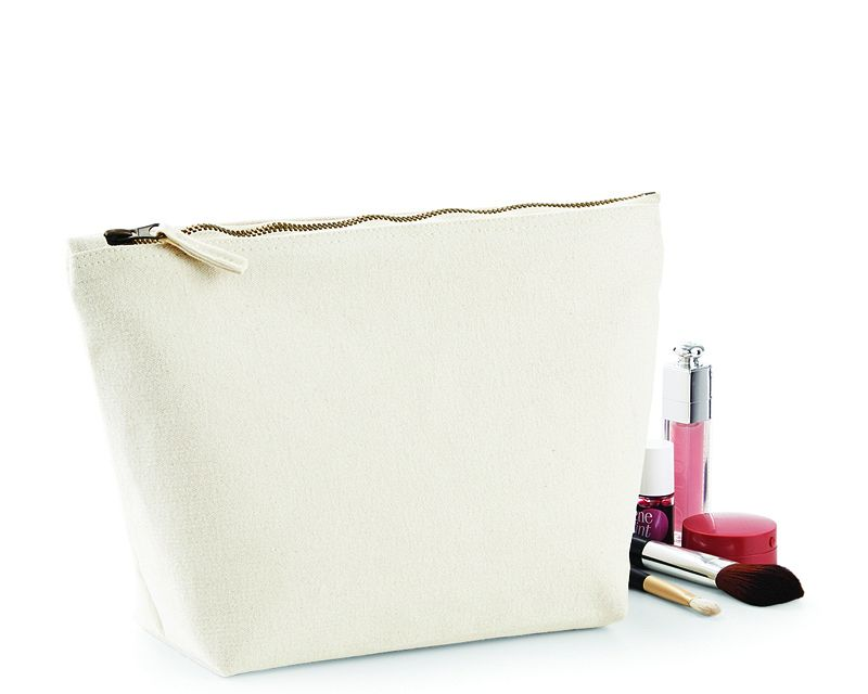 Natural Canvas Bag S
