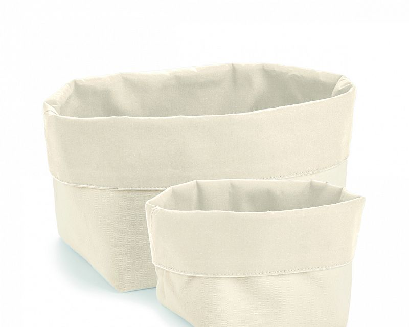 Reversible Canvas Organizer