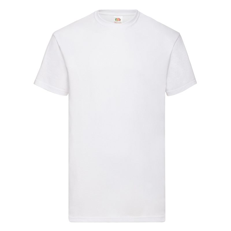 Camiseta Valueweight White 3xl