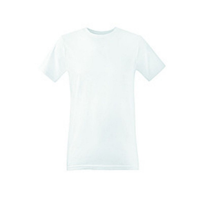 Camiseta Valueweight entallada White