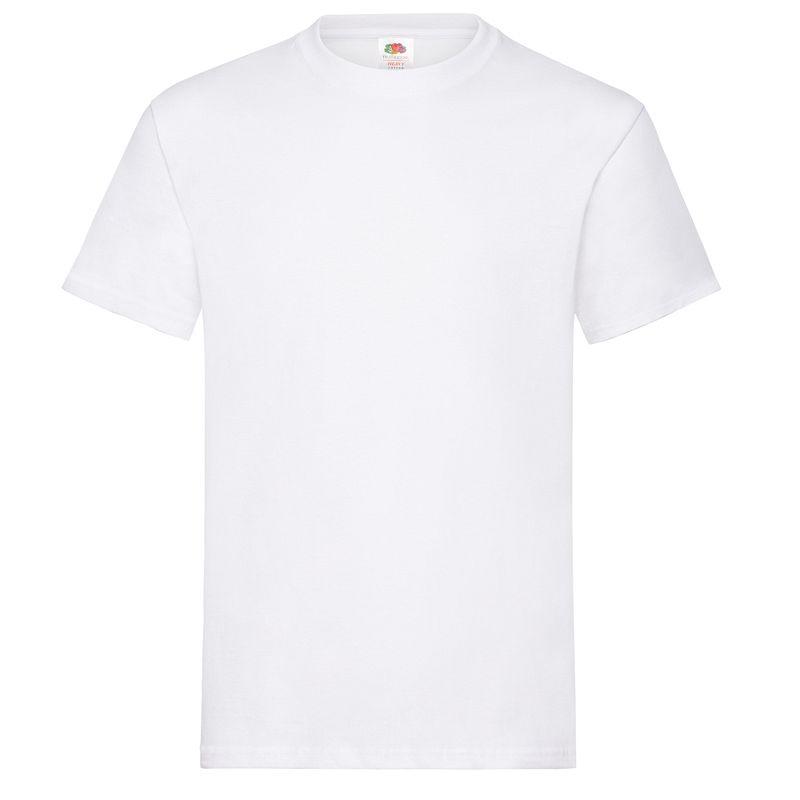 Camiseta Heavy T White