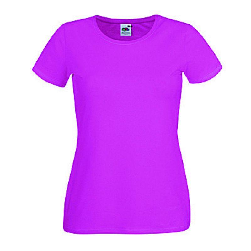 Camiseta Valueweight entallada Mujer