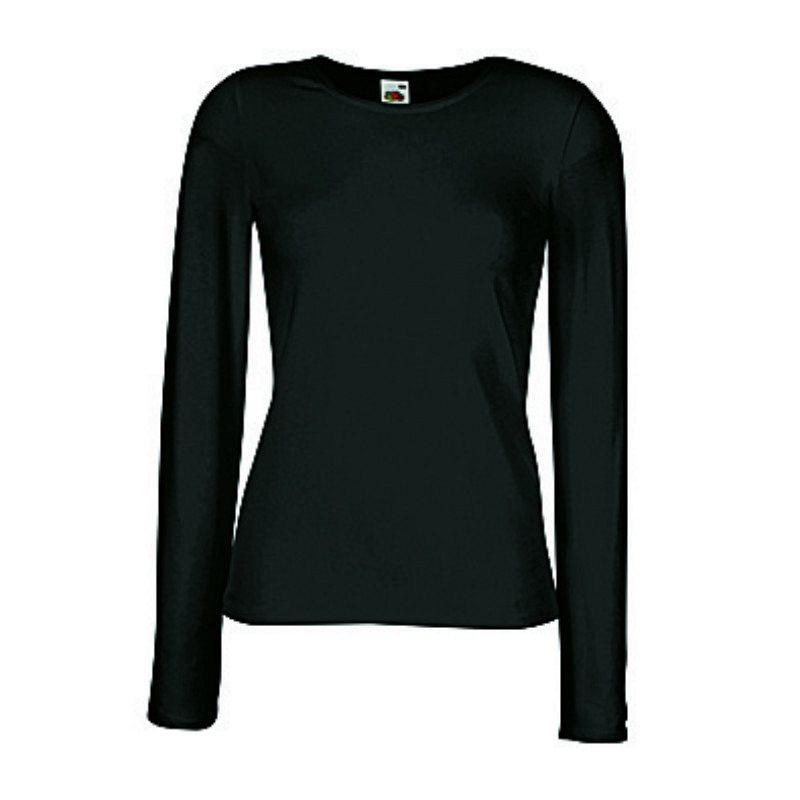 Camiseta entallada M/larga Mujer