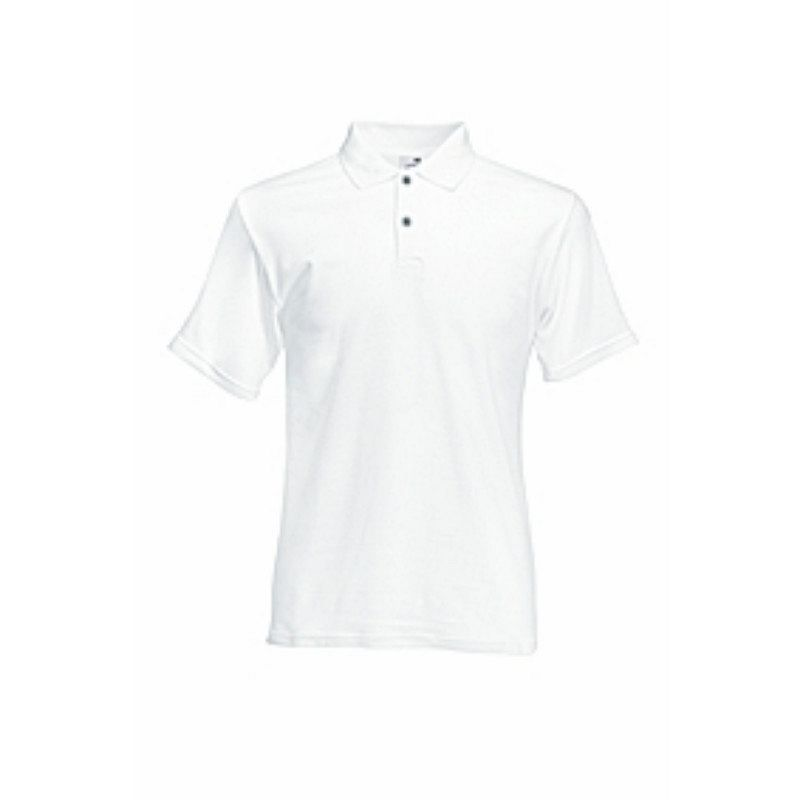 Screen Stars Original Polo White