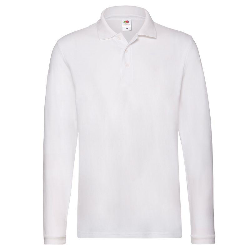 Polo Premium M/l White