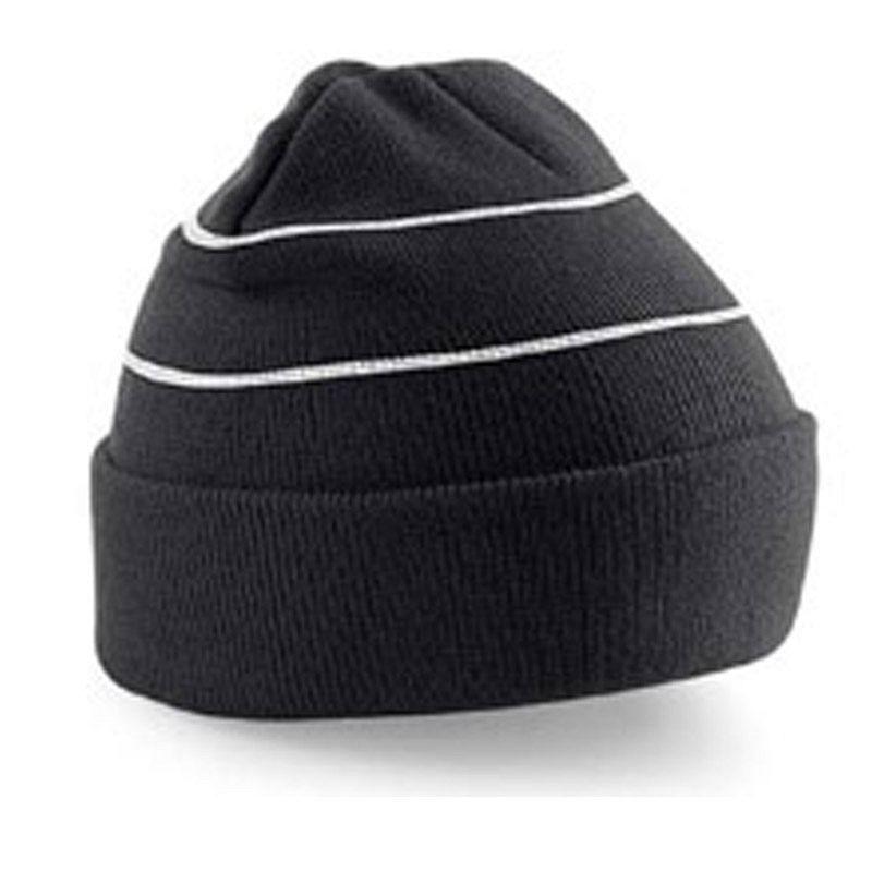 Enhanced-viz Knitted Hat