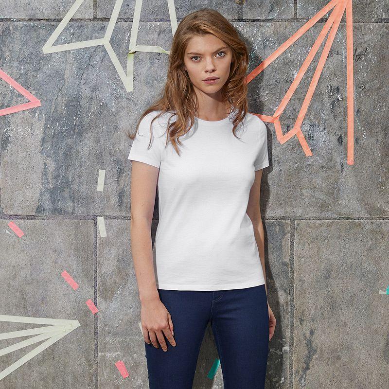 Camiseta Bc #e150 Women White