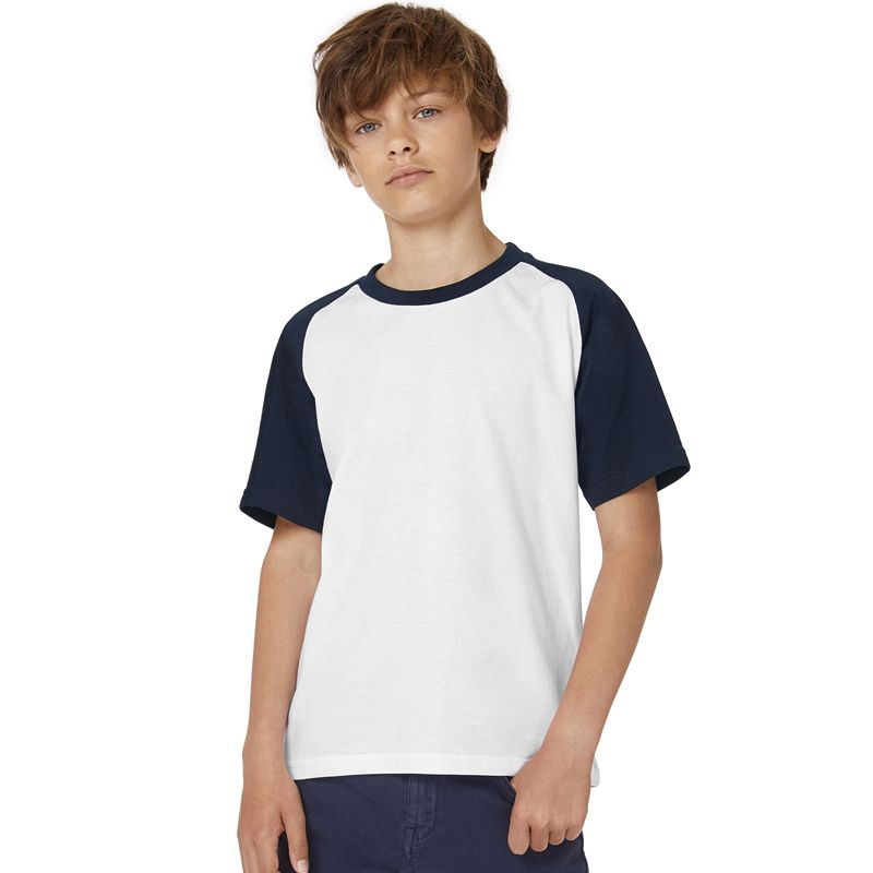 Camiseta Baseball Kid