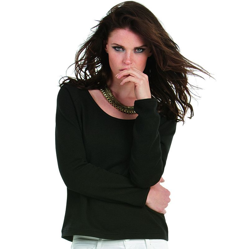 Long Ranglan Sleeves Eden Women Sweatshirts