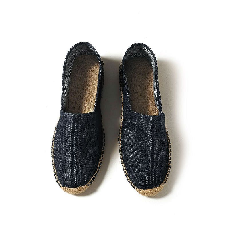 Espadrille ín Denim Women
