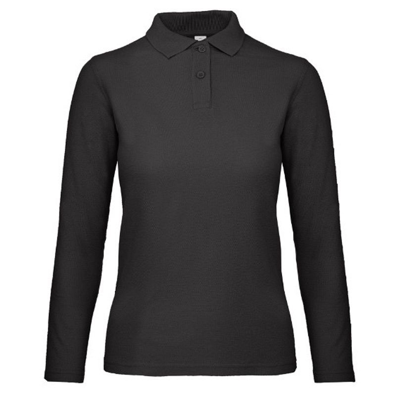 Polo Pique M/larga Women