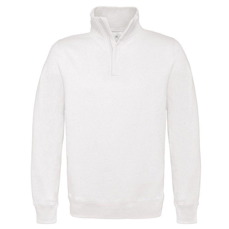 1/2  Zipper  Sweatshirt