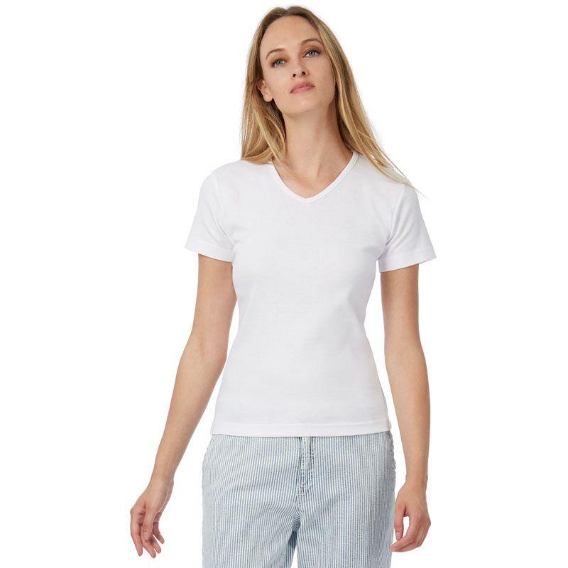 Camiseta Cuello Pico manga corta Watch