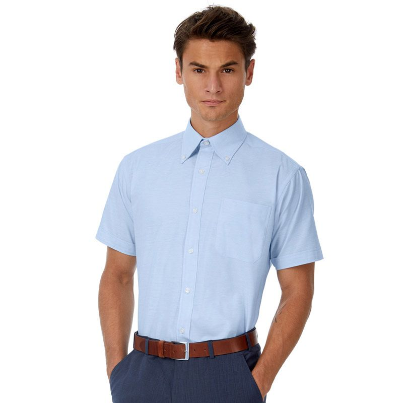 Camisa Bc Oxford M/c