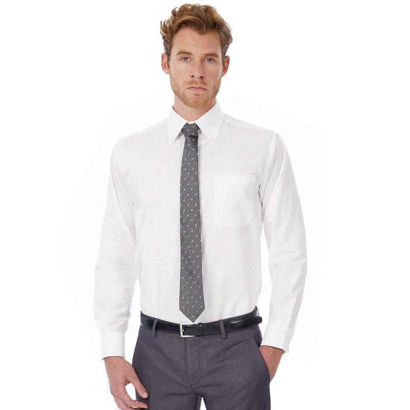 Camisa Bc Oxford M/l