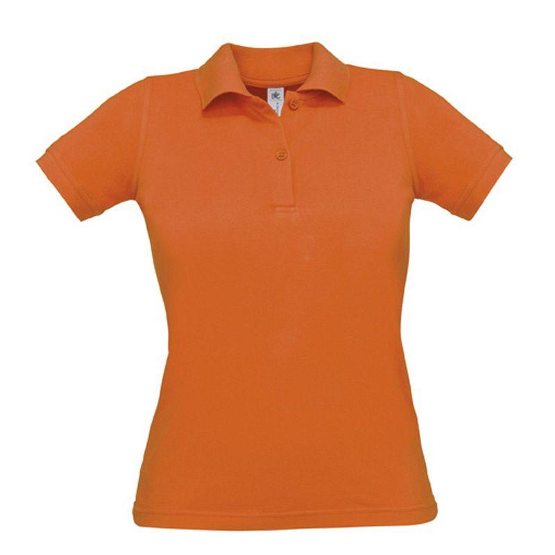 Safran Lady Polo Pique Short Sleeve