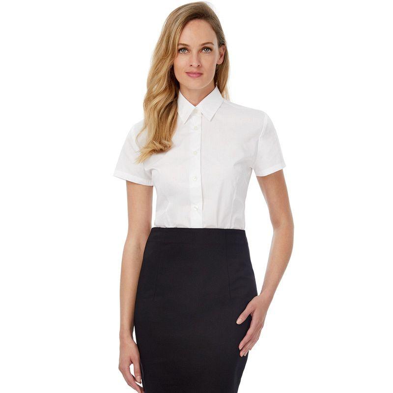 Camisa Bc Smart M/c Mujer