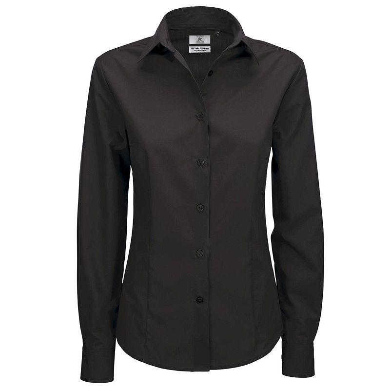 Camisa BC Smart M/Ll Dona