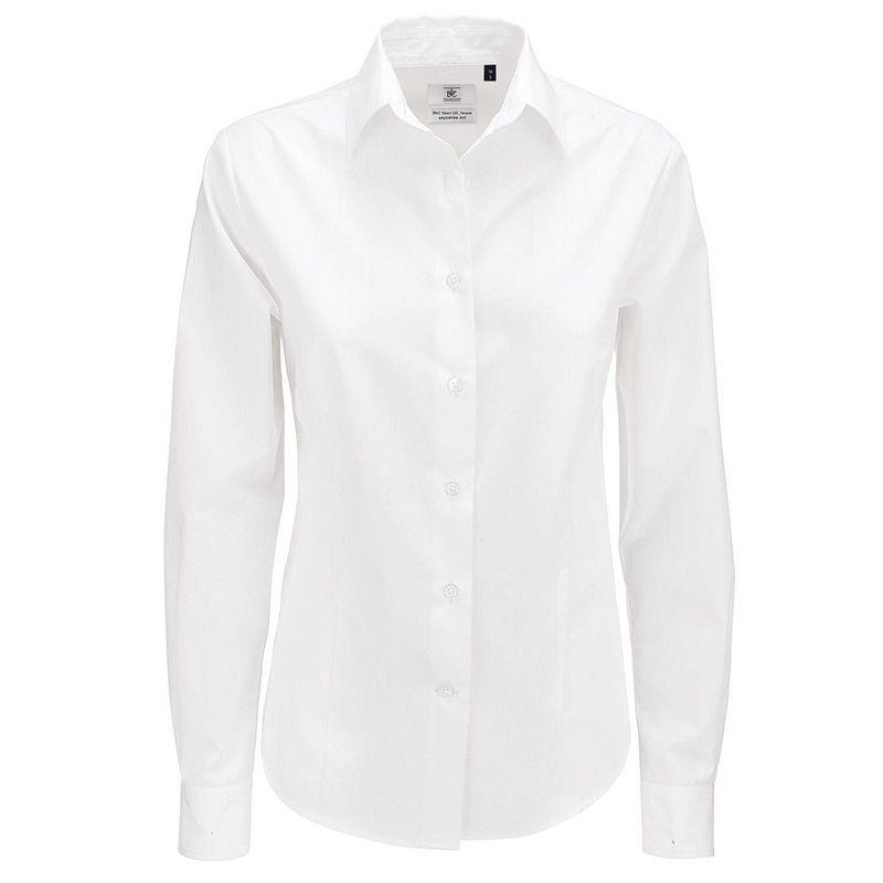 Camisa Bc Smart M/l Mujer