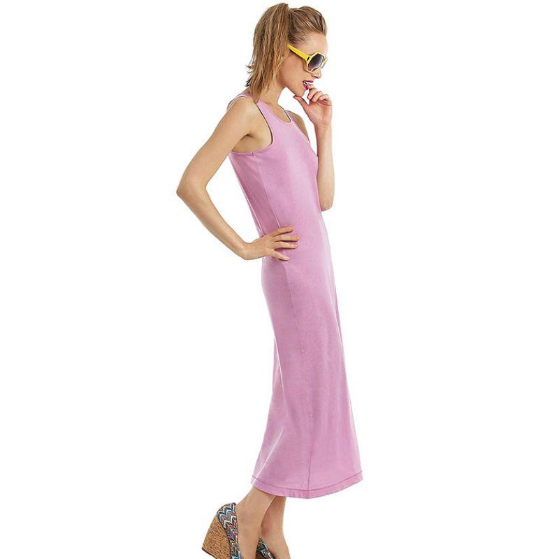 Vestido Siren Song Women Pink Glow