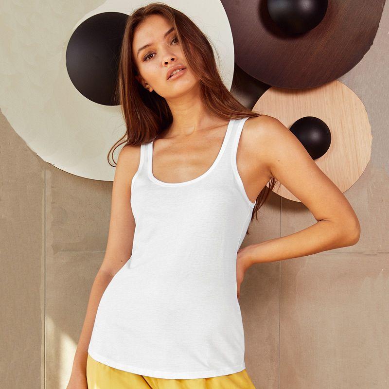 Camiseta ínspire Tank Women White