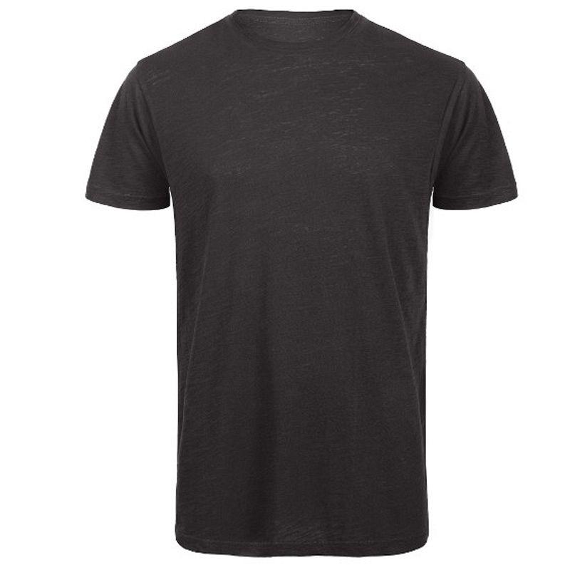 Camiseta Organica M/c Slub entallada Hombre