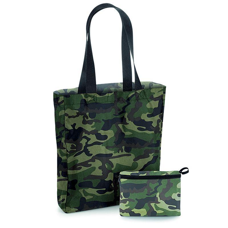 Packaway Tote Bag Camo