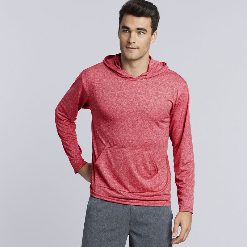 Performance Hooded Fleece