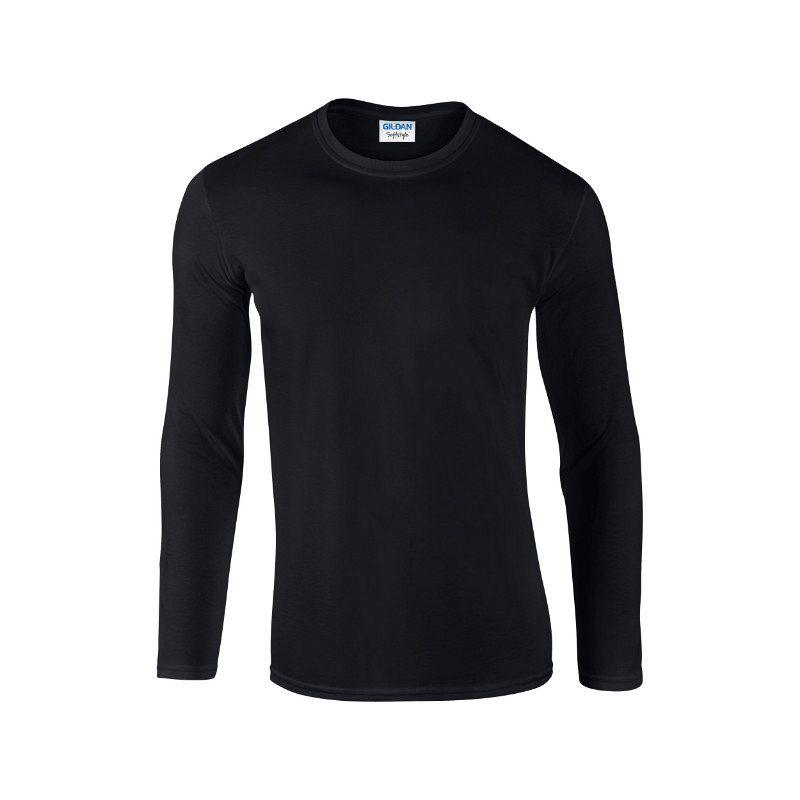 Camiseta Soft Style M/larga