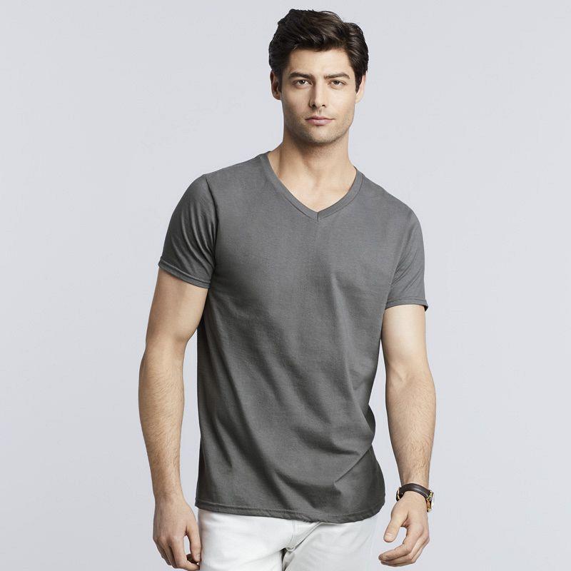 Camiseta Cuello Pico White