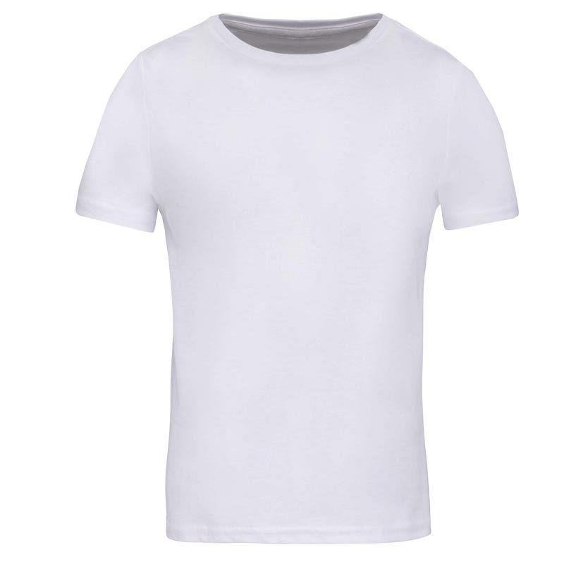 Camiseta Niño Blanca