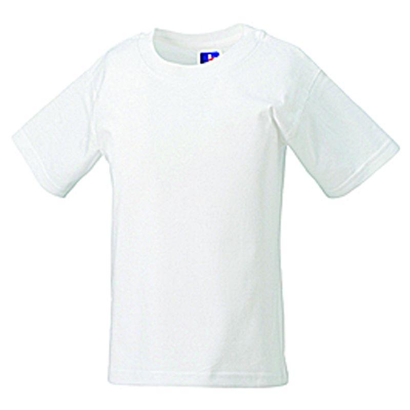 Camiseta entallada Mujer White