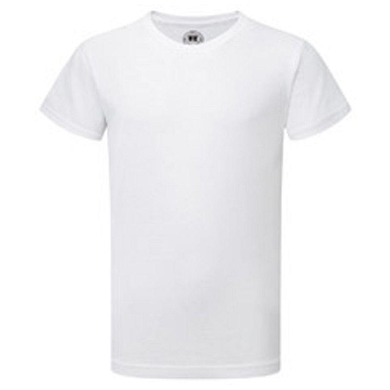 Camiseta Hd M/corta Niño