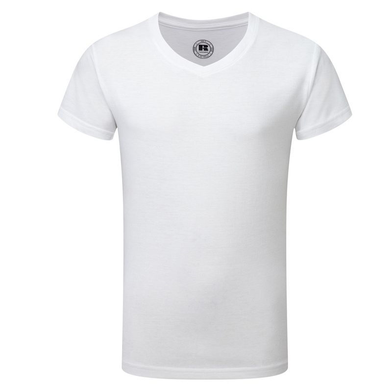 Boys V-neck Hd T-shirt